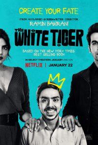 The White Tiger (2021) พยัคฆ์ร้ายรำพัน